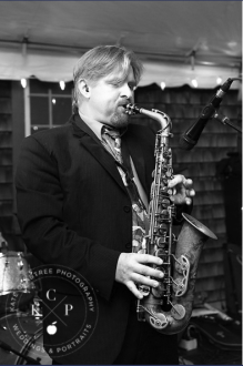 Shane Ellis on Sax
